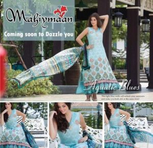 Lawn Collection Mahiymaan 2013 By Al Zohaib Textiles