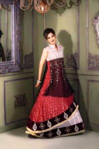 Latest Amna Ajmal Bridal Wear Collection 2013 For Women