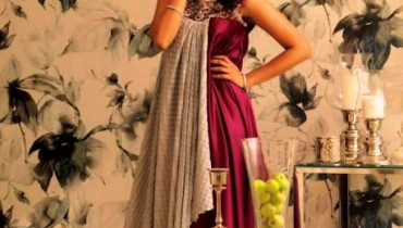 Latest Asim Jofa Western Trendy Party Wear Collection 2013
