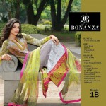 Bonanza Lawn Collection 2013 For Women 002