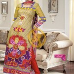 DAWOOD ZAM ZAM CHIFFON LAWN VOL 2 For Women 004