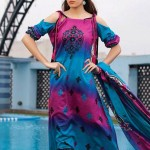 Dawood Gold Classic Lawn Collection 2013 by Dawood Textile For Women 002