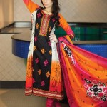 Dawood Gold Classic Lawn Collection 2013 by Dawood Textile For Women 003