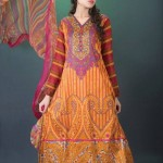 Dawood Hajiba De Chiffon Collection 2013 For Women 002