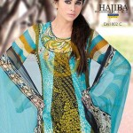 Dawood Hajiba De Chiffon Lawn Collection 2013 Vol 2 For Women 004