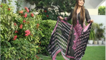 Deeba Collection By Shariq Textiles 2013 For Women 001