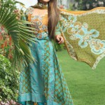 Deeba Premium Lawn Collection 2013 For Women by Shariq Textiles 002