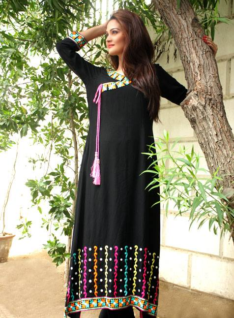 Dresses Designer Collection 2013 For Women 001