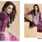 Firdous Lawn Suits Collection 2013 For Women 002