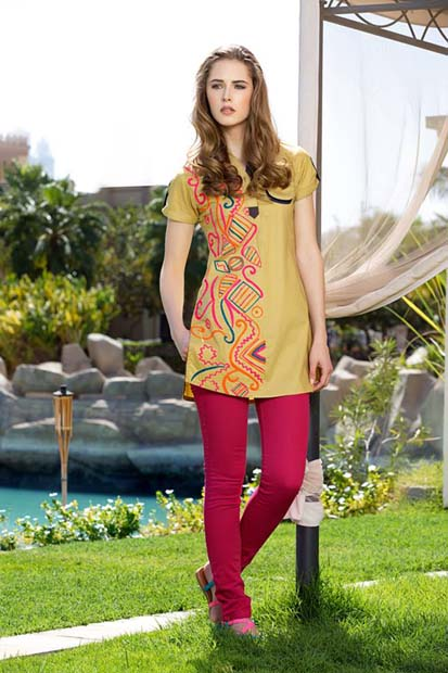 Dresses Forecast Summer Collection 2013 For Girls