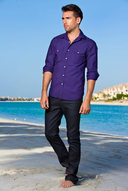 Forecast Summer Dresses Look-Book Collection 2013 For Men (1)