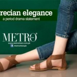 Green Elegance Metro Shoes 2013-14 for women