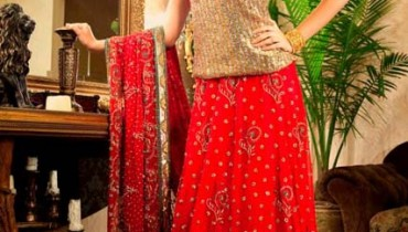Latest Wear Collection Heer Bridal 2013