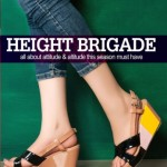 Height brigade Metro shoes 2013 for ladies