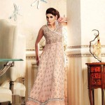 Jawwad Ghayas Clothing Exclusive Party Wear Long Sleeveless Dresses 2013 For Ladies 002