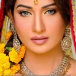 Latest Jia Ali Bridal Shoot By Akif Ilyas Beauty Salon