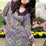Komal Ready To Wear Kurtis by LSM Fabrics Collection 2013 For Women 001