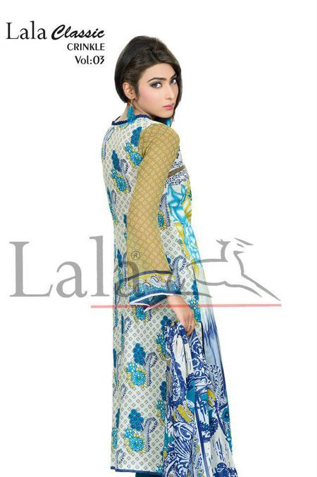 Lala Classic Crinkle Vol 3 Collection 2013 For Women 007