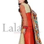 Lala Classic Crinkle Vol 3 Collection 2013 For Women 009