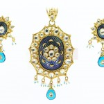 Latest Bridal Jewellry Collection 2013 For Women 003