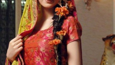 Latset Trends Bridal Pakistani Dresse For 2013