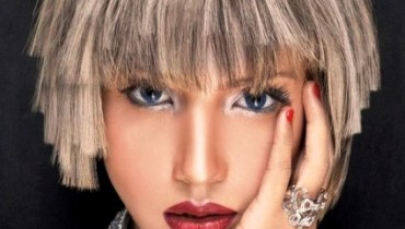 Latest Stunning Haircuts & Hair Coloring Shoot 2013