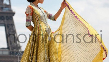 Latest Nomi Ansari Collection 2013 001