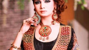 Latest Maheen's Bridal Salon & Spa Bridal Makeover Shoot