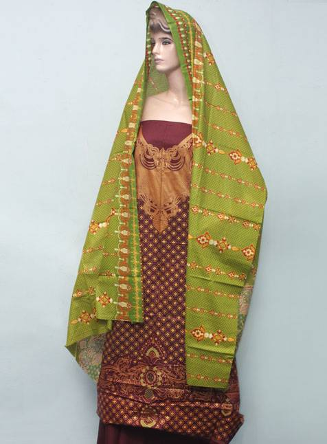 Libas Printed Collection 2013 by Shariq Textiles Vol 3 For Women 002
