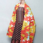 Libas Printed Collection 2013 by Shariq Textiles Vol 3 For Women 004
