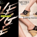 Metro shoes 2013 for ladies Wedges