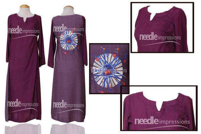 Needle Impressions Summer Arrivals Dress Collection 2013 For Girls
