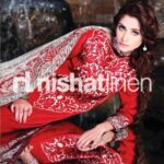Linen Spring 2013 Summer Lawn Nishat Collection