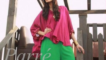 Parre by Arooba Zulfiqar Spring Summer Dress Collection 2013 For Women 01