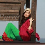 Parre by Arooba Zulfiqar Spring Summer Dress Collection 2013 For Women 03