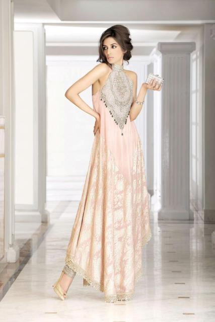 Dresses & Jewelry Faraz Manan Rouge by Collection 2012-13