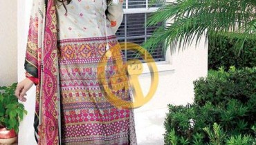 Zam Zam Chiffon Lawn Collection 2013 Vol 2 For Women 001