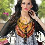 Zam Zam Chiffon Lawn Collection 2013 Vol 2 For Women 003