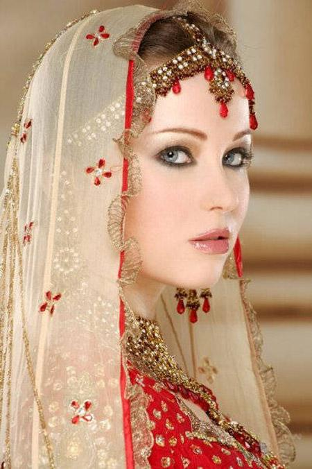 Bridal Jewelry Pakistani Trend in 2013 for women