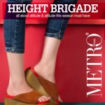 height brigade Metro shoes 2013 for women
