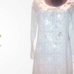 shadow work kurta with fish ring kaamdaani Collection 2013 For Women 001
