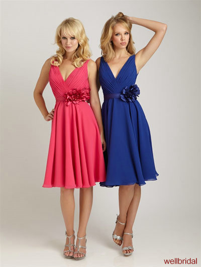 Collection Bridesmaid Dresses 2013 for Women