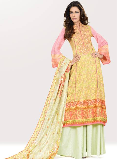 Al Karam Festival Collection 2013 For Women 002