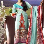 Anum Lawn Collection 2013 Vo 2 by Al Zuhaib For Women 001