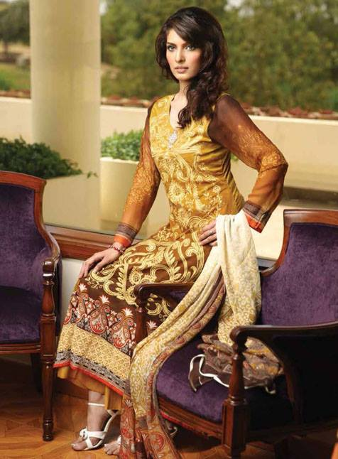 Ayesha Zara by Al-Zohaib Textile Collection 2013 For Women 001