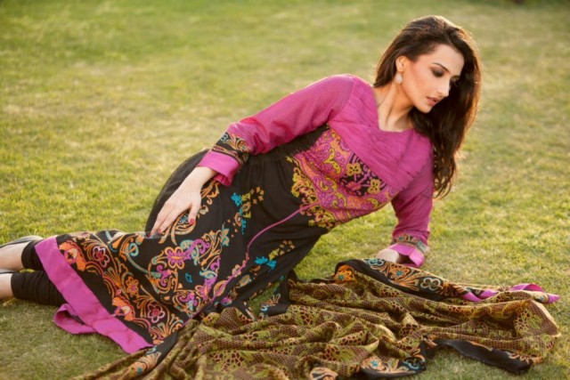 Bashir Ahmad Textiles Lawn Collection 2013 005