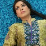 Bombaywala Ready to Wear Eid Kurta Art Dress 2013 For Women 002