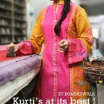 Bombaywala Ready to Wear Eid Kurta Art Dress 2013 For Women 003