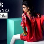 Bonanza Summer Lawn party Wear By Sanam Chaudhry 2013-2014 (1)