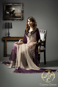 Cayma Emran Formal & Party Wear Dresses 2013 For Women 009